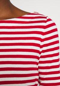 Esprit - NOOS OCS TEE - Maglietta a manica lunga - dark red - 5