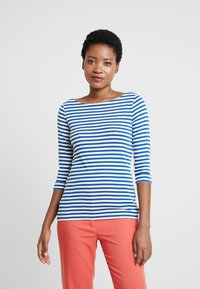 Esprit - NOOS OCS TEE - Långärmad tröja - bright blue - 0