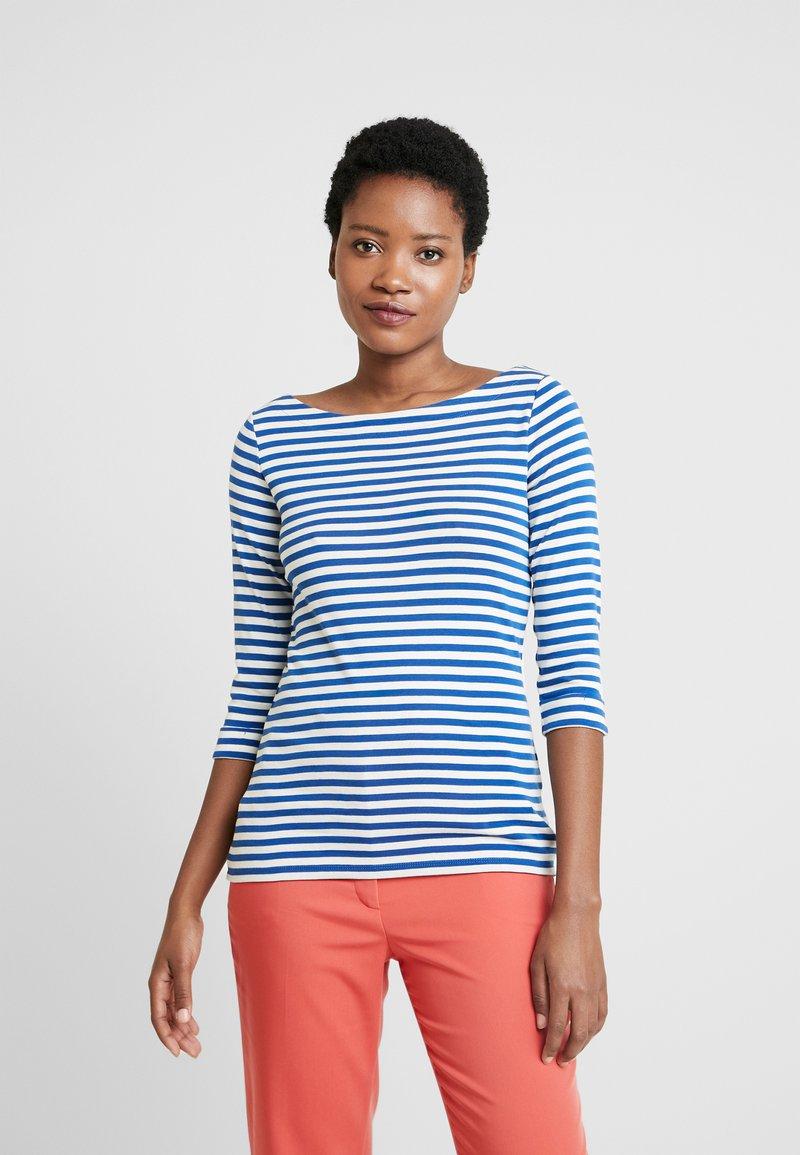 Esprit - NOOS OCS TEE - Långärmad tröja - bright blue