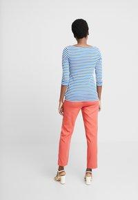 Esprit - NOOS OCS TEE - Långärmad tröja - bright blue - 2