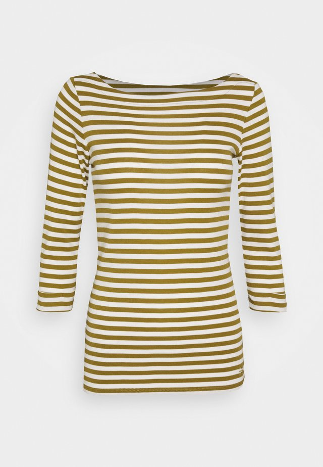 TEE - Maglietta a manica lunga - olive