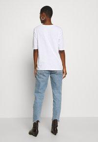 Esprit - CORE - Basic T-shirt - white - 2