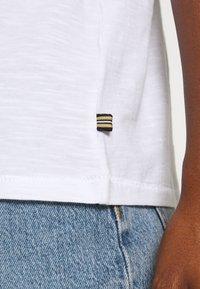 Esprit - CORE - Basic T-shirt - white - 4