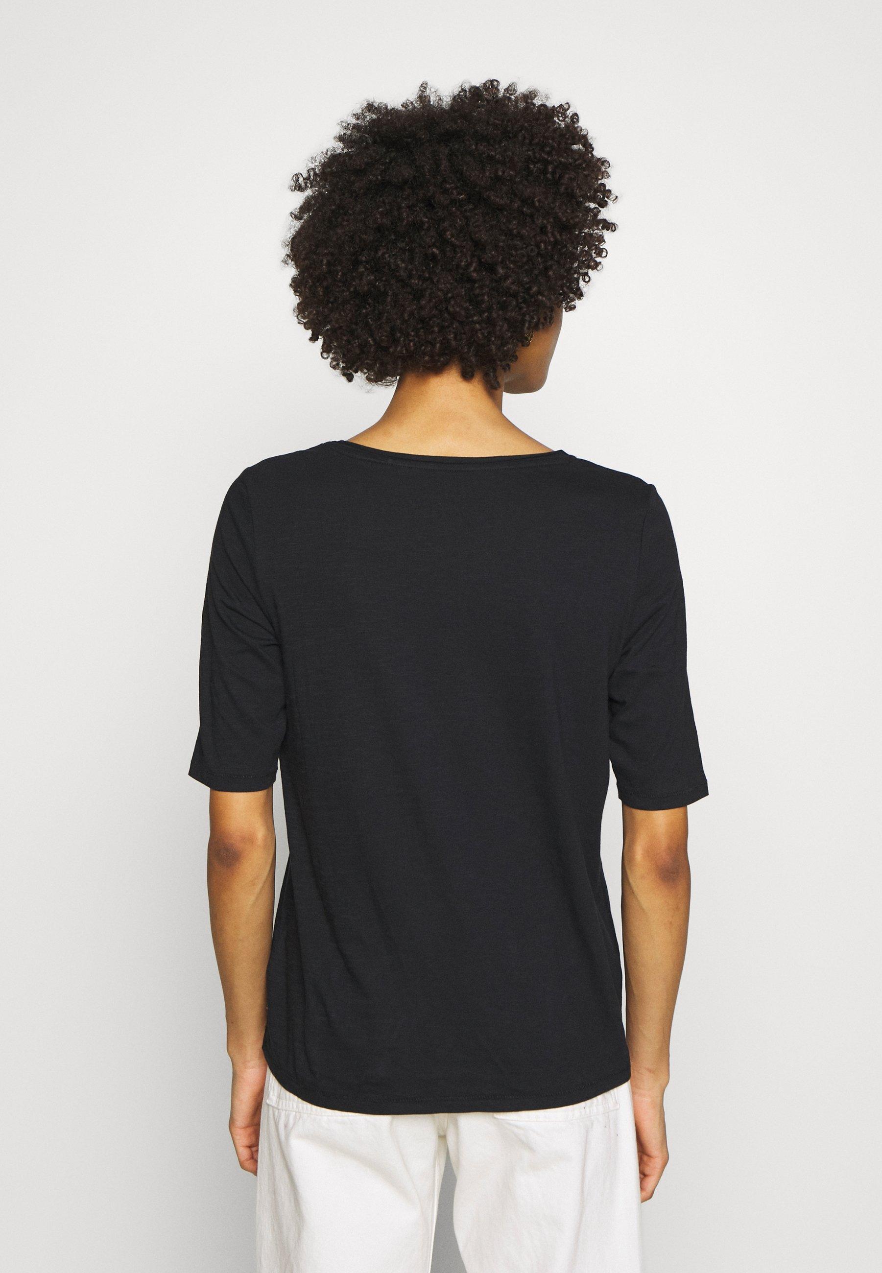 Esprit CORE - T-shirts - black