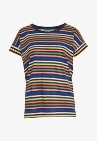 Esprit - CORE - T-shirt z nadrukiem - navy - 4