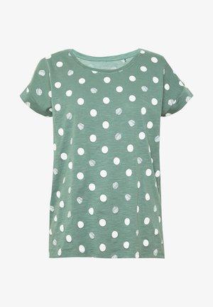 CORE - T-shirts med print - khaki green