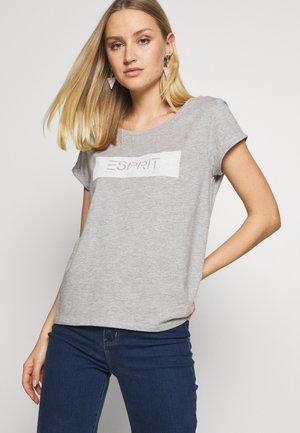 TEE - T-shirt z nadrukiem - medium grey
