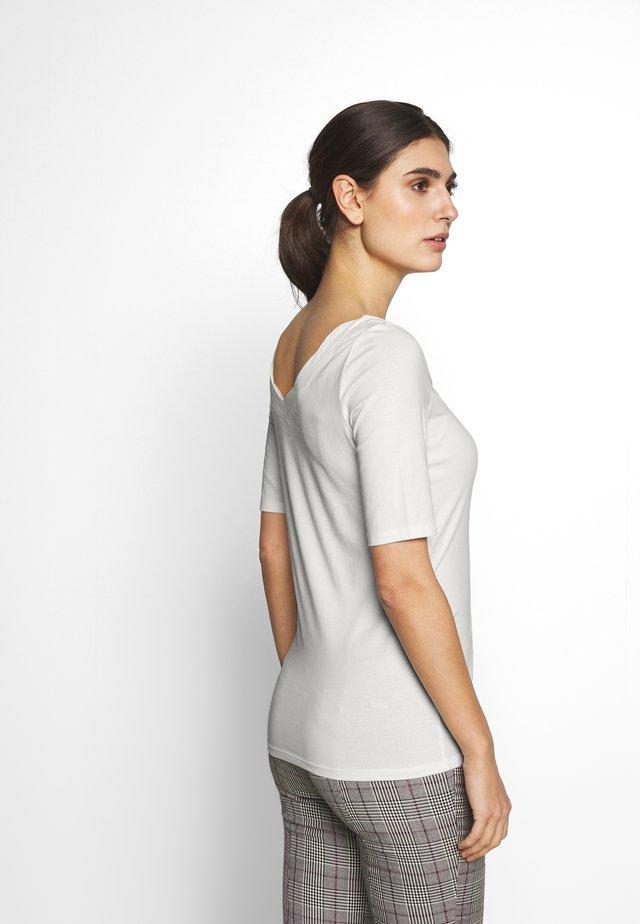 CORE  - T-shirt basic - off white