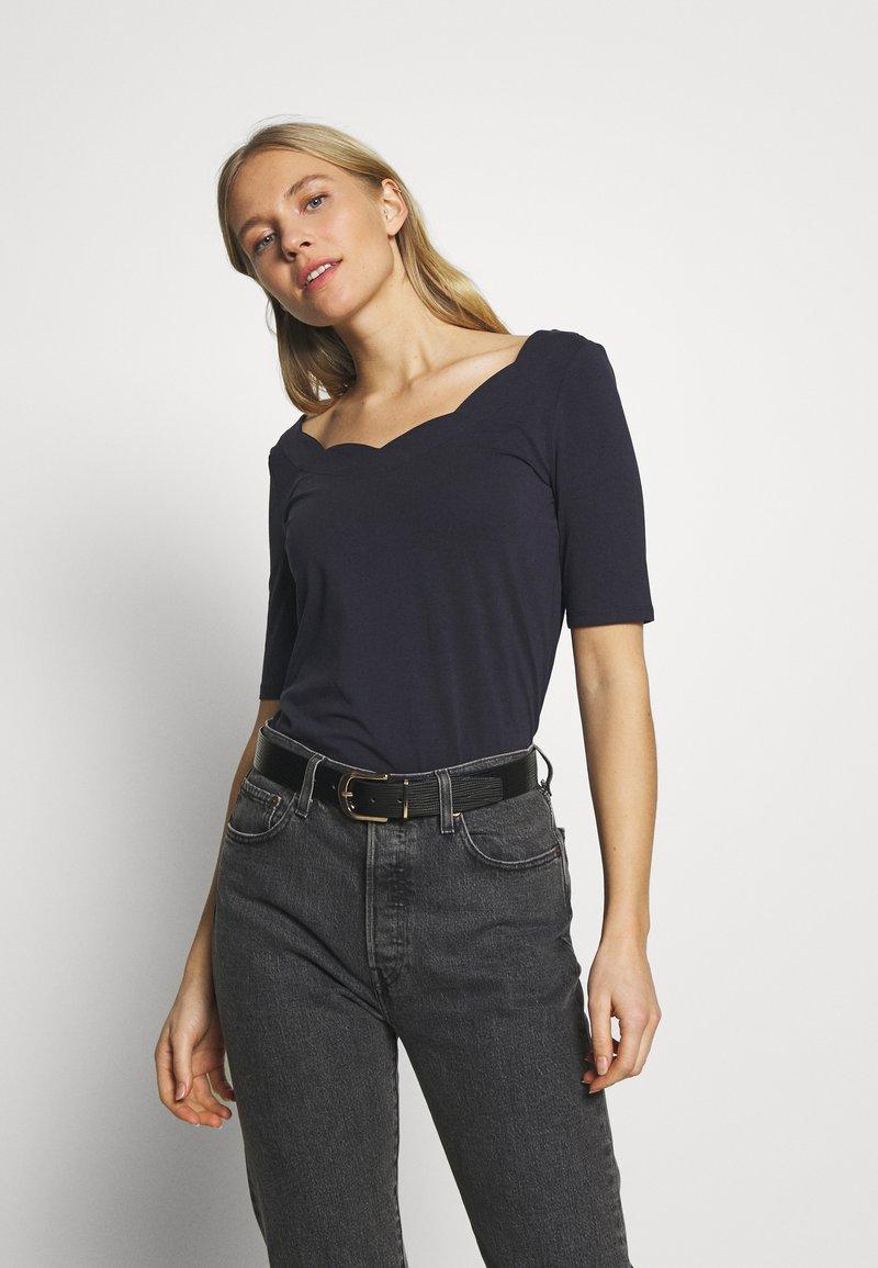 Esprit - CORE  - T-shirts - navy