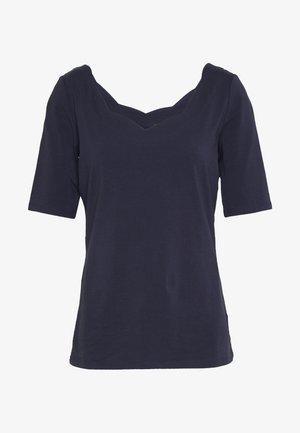 CORE  - T-shirt basic - navy