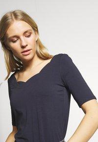 Esprit - CORE  - T-shirts - navy - 4