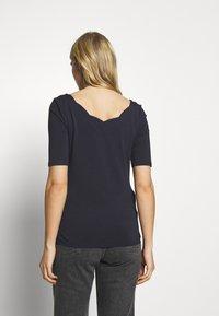 Esprit - CORE  - T-shirts - navy - 2