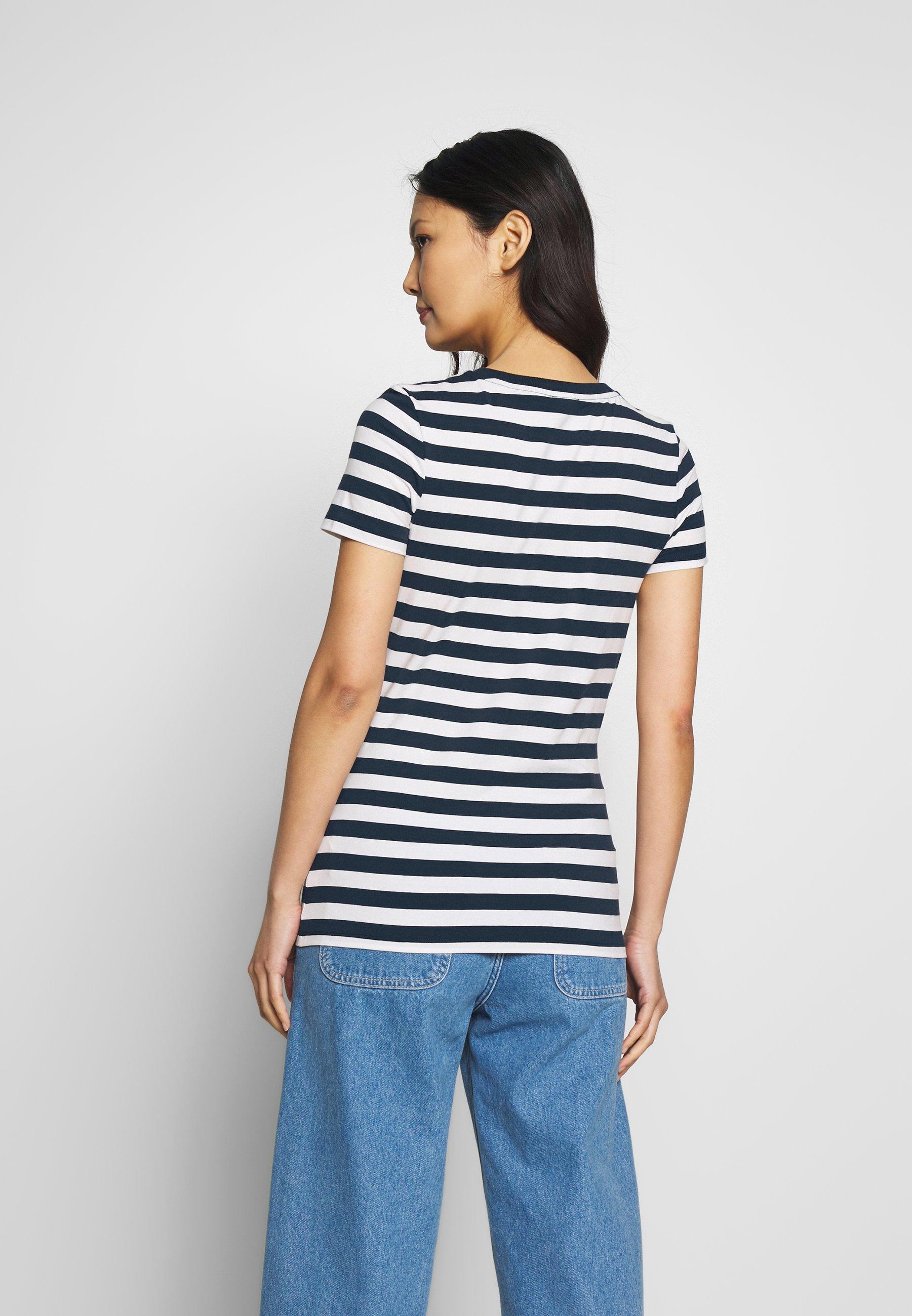 Esprit T-shirts med print - navy