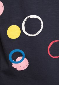 Esprit - Print T-shirt - navy - 5
