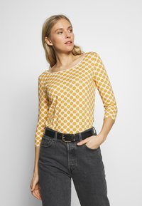 Esprit - CORE - Camiseta de manga larga - yellow - 0