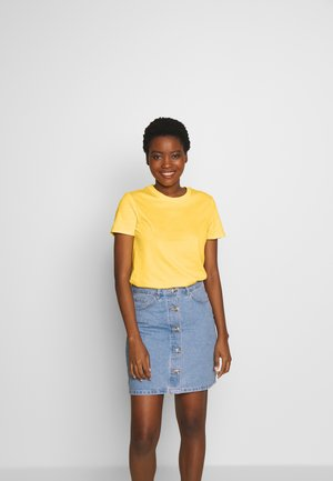 SG-010EE1K342       CORE OCS FLW T - T-shirt basic - yellow