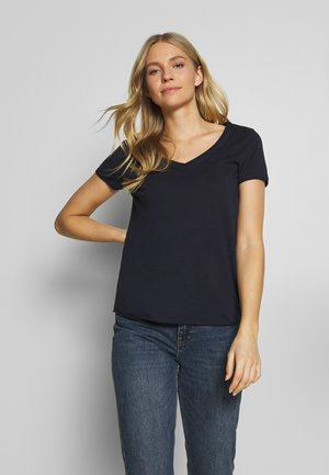 CORE - T-shirt imprimé - navy
