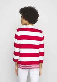 Esprit - Bluzka z długim rękawem - dark red - 2