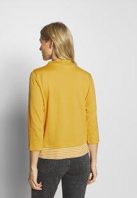 Esprit - Maglietta a manica lunga - yellow - 2