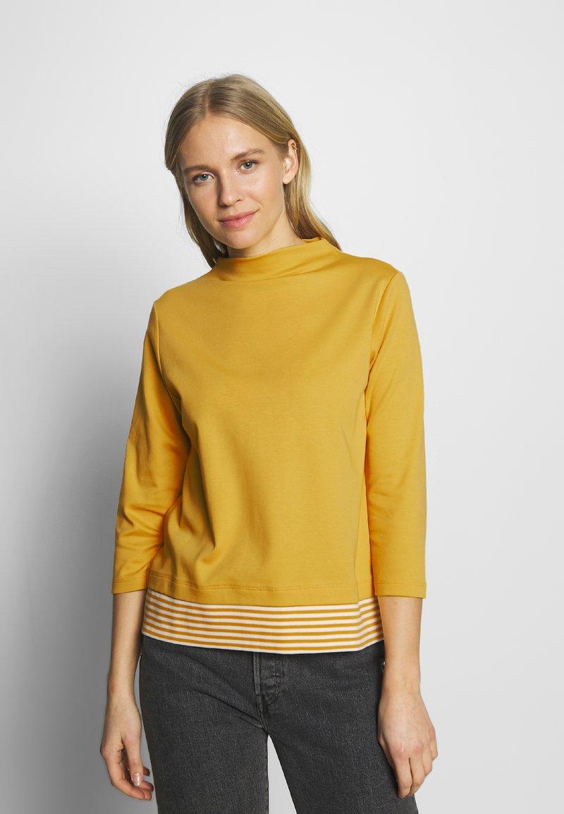 Esprit - Maglietta a manica lunga - yellow