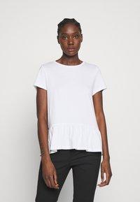 Esprit - T-shirts med print - white - 0