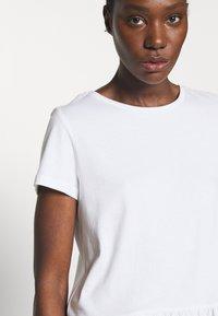 Esprit - T-shirts med print - white - 5