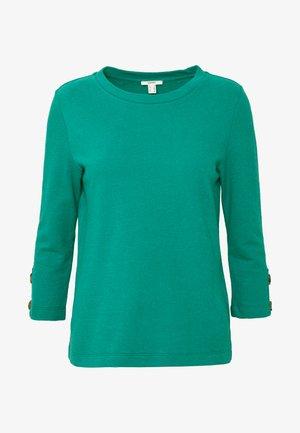 Collegepaita - teal green