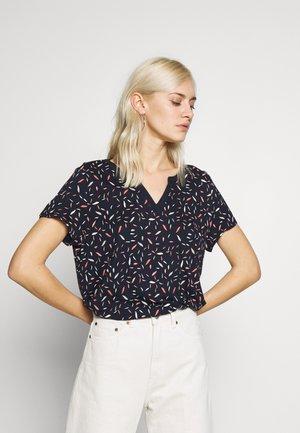 CORE - T-shirts print - navy