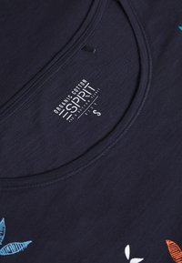 Esprit - CORE - T-shirt print - navy - 2