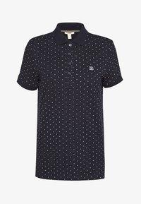 Esprit - FLW POLO TEE - Polo shirt - navy - 0