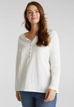 T-shirt à manches longues - off-white