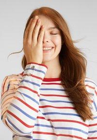 Esprit - T-shirt à manches longues - off-white - 4