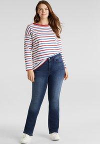 Esprit - T-shirt à manches longues - off-white - 1
