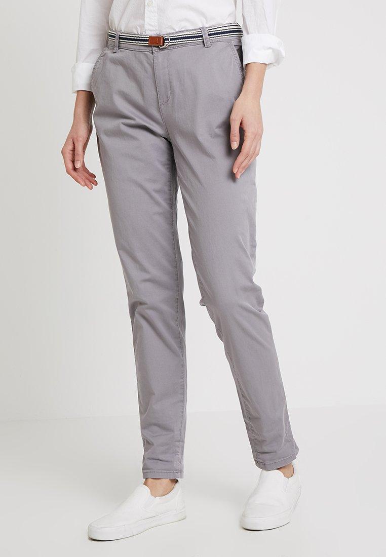 Esprit - Chino - light grey