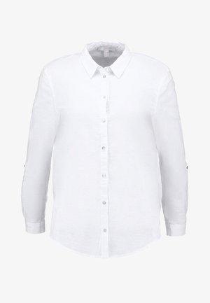 SOFT - Camisa - white