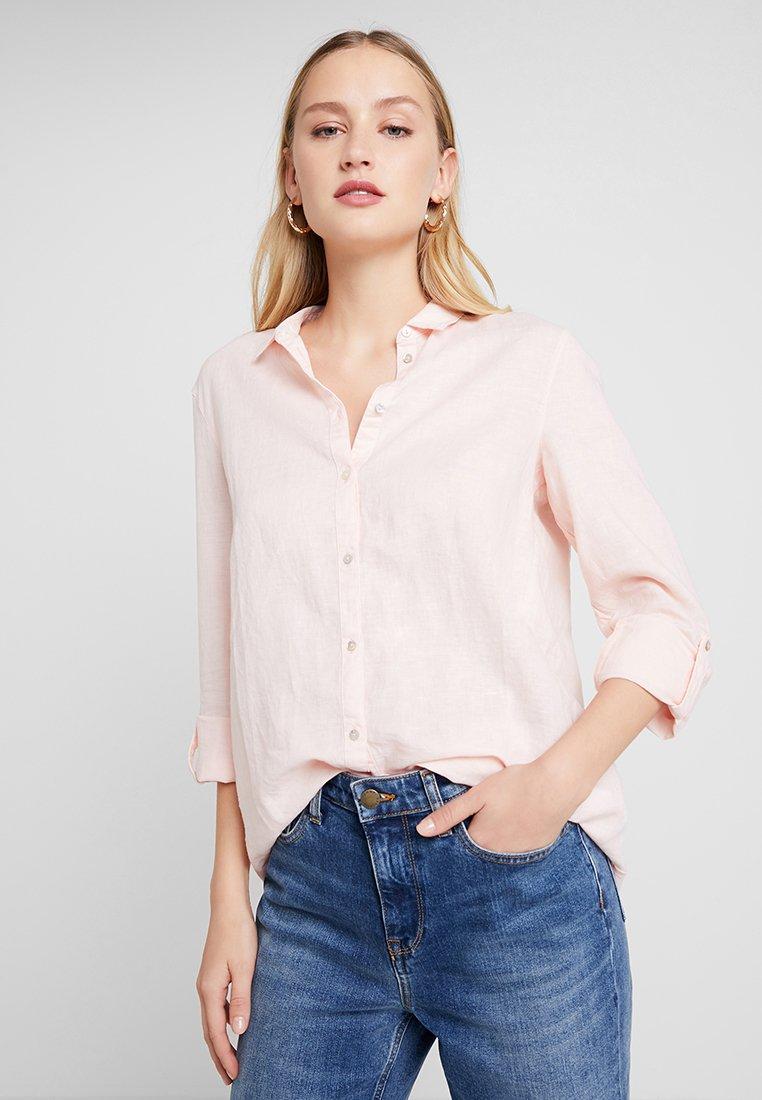 Esprit - SOFT - Hemdbluse - light pink