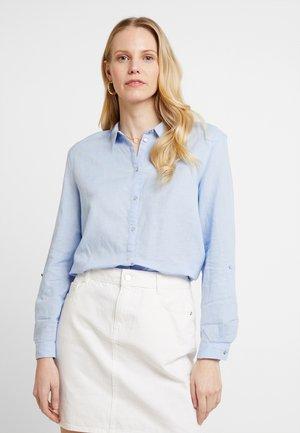 SOFT - Hemdbluse - light blue