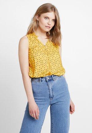 FLUENT - Blouse - yellow