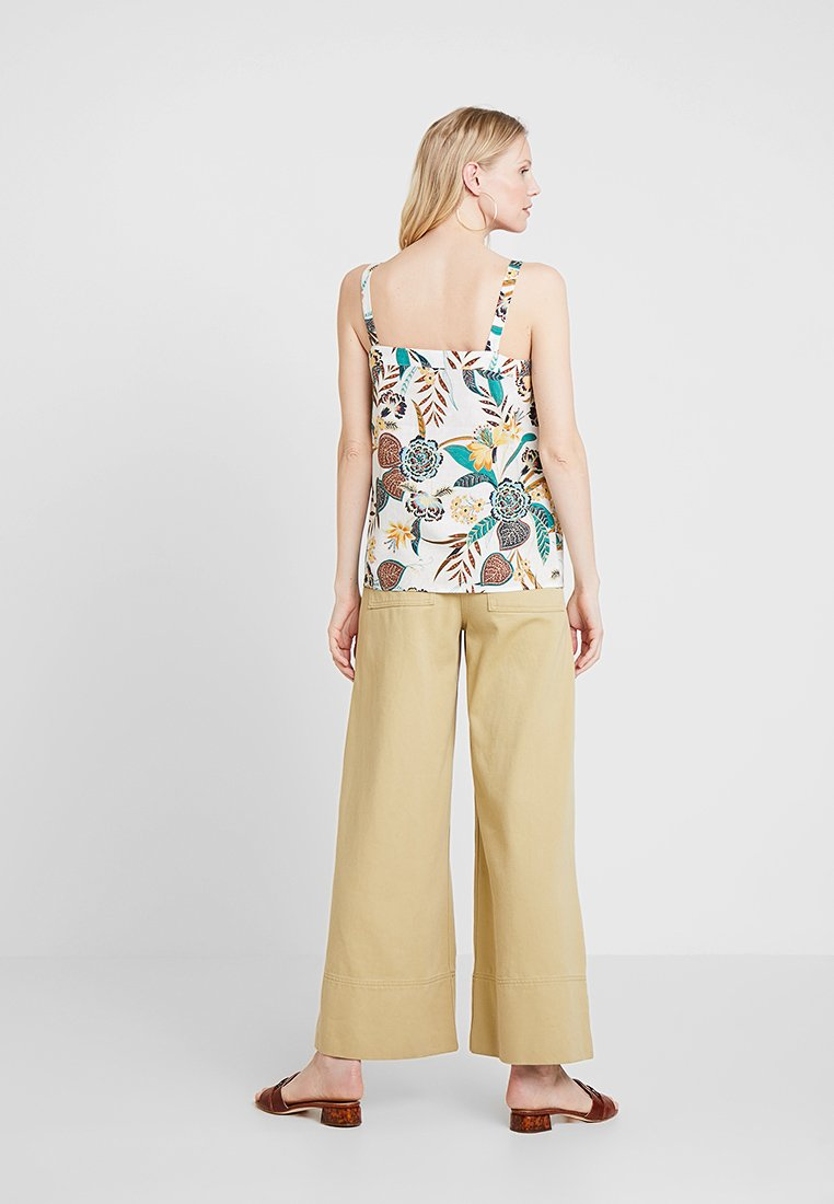 Esprit PRINTED- Blouse off white
