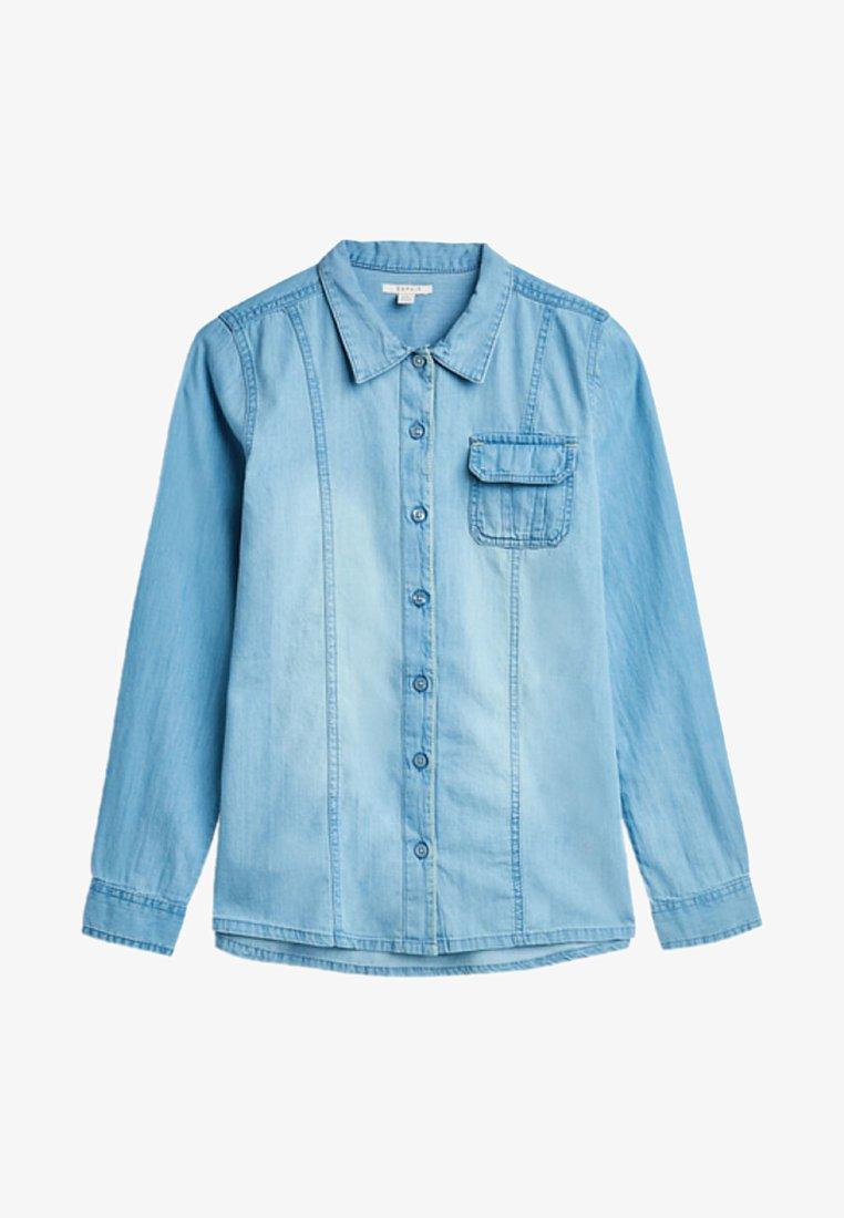 Esprit - Skjortebluser - light blue