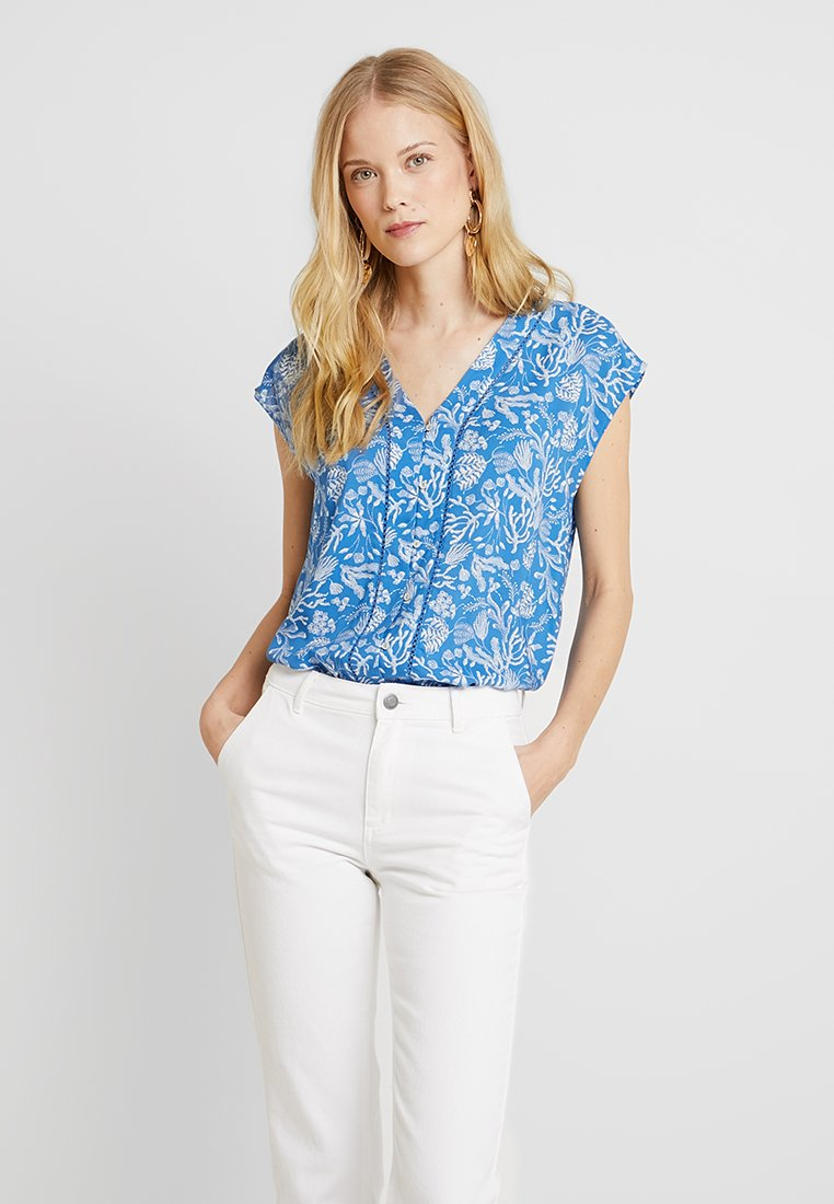 Esprit - FLUENT - Bluse - blue