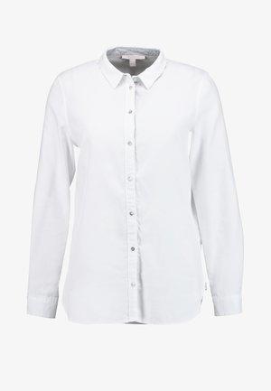 SOFT OXFORD - Koszula - white