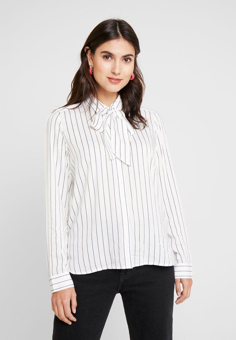 Esprit - ECOM - Button-down blouse - off white