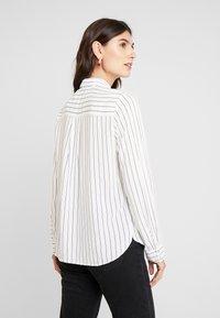 Esprit - ECOM - Button-down blouse - off white - 2