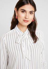 Esprit - ECOM - Button-down blouse - off white - 5