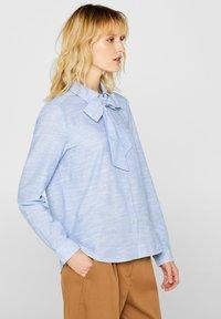 Esprit - Button-down blouse - light blue - 0
