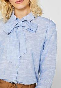 Esprit - Button-down blouse - light blue - 3