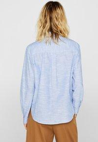 Esprit - Button-down blouse - light blue - 2