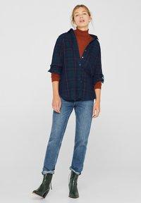 Esprit - Button-down blouse - navy - 1