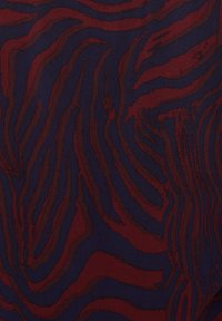 Esprit - MIT ZEBRA - Blouse - garnet red - 5